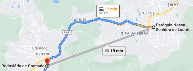 Gramado ou Canela, onde morar?