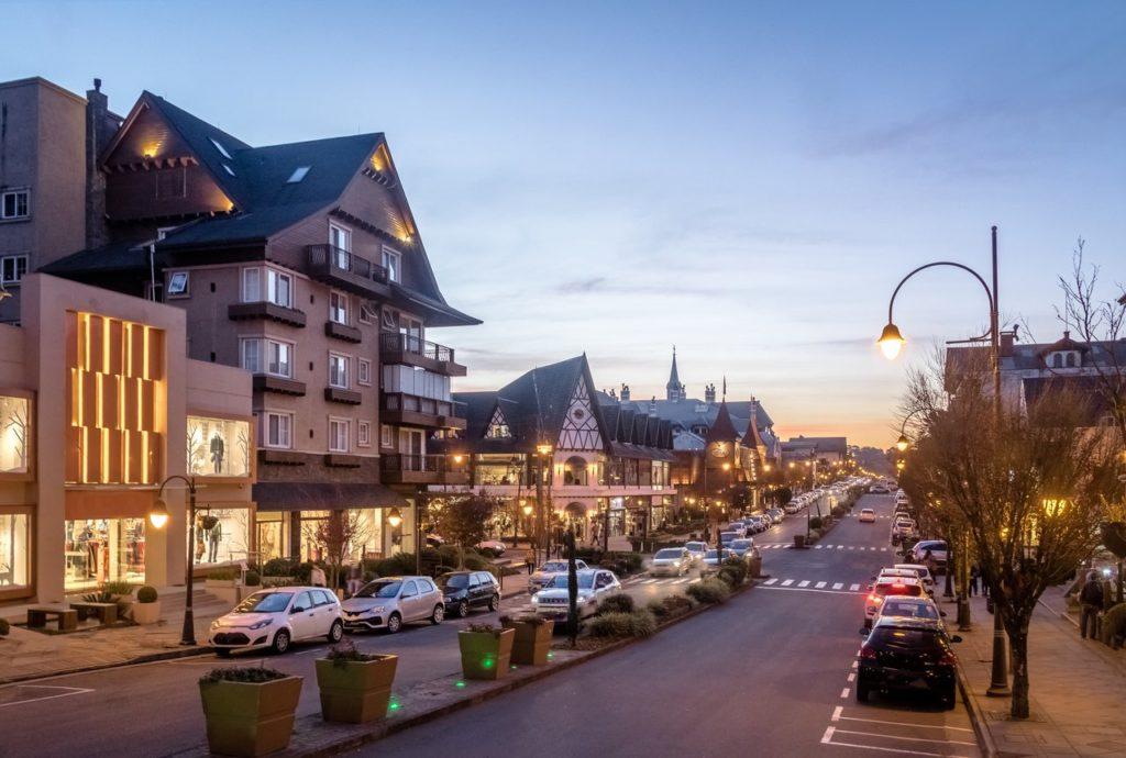Melhores bairros para morar em Gramado